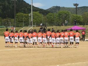 福島遠征Bチーム